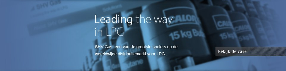 Leading the way in LPG